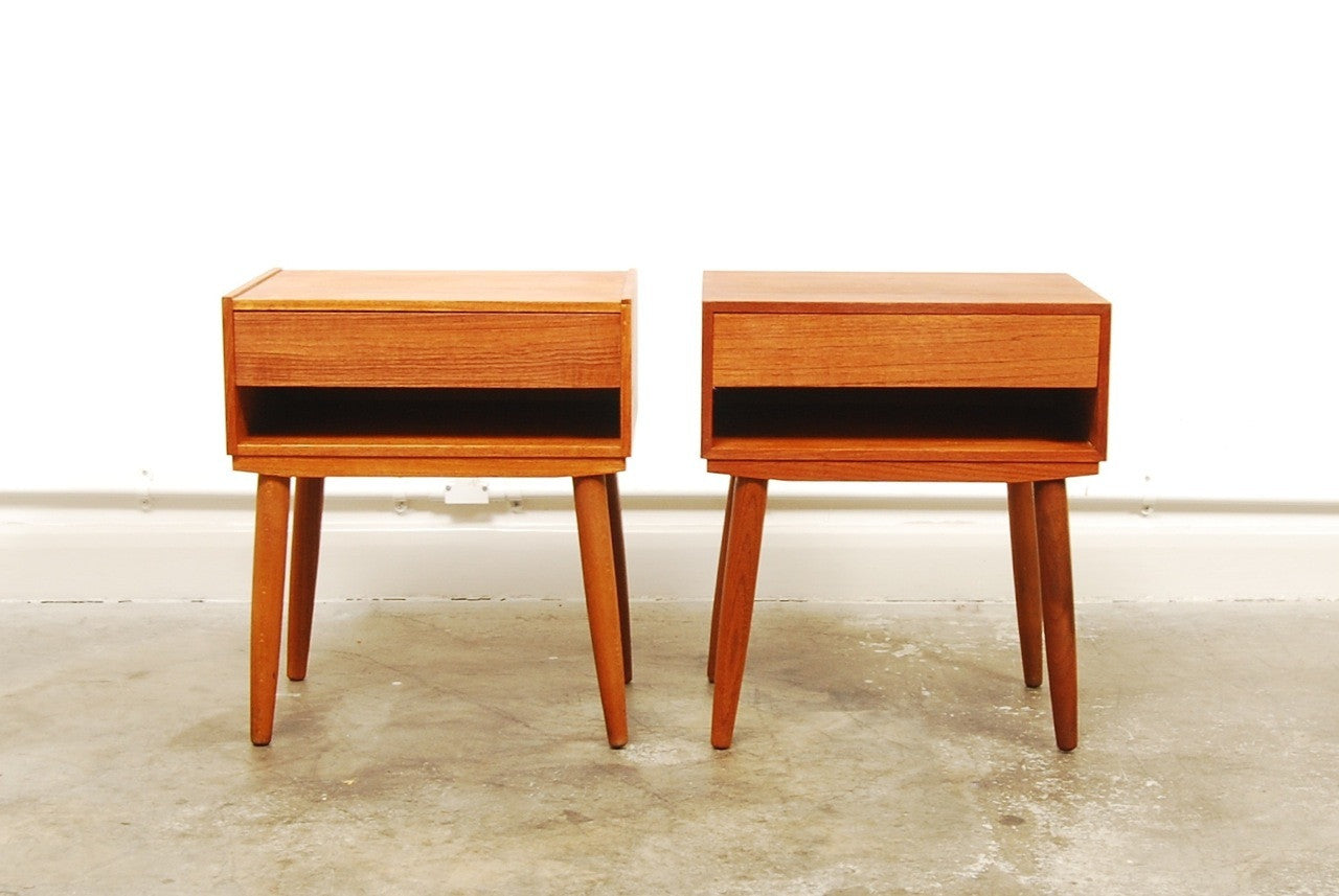 Pair of bedside tables no. 2