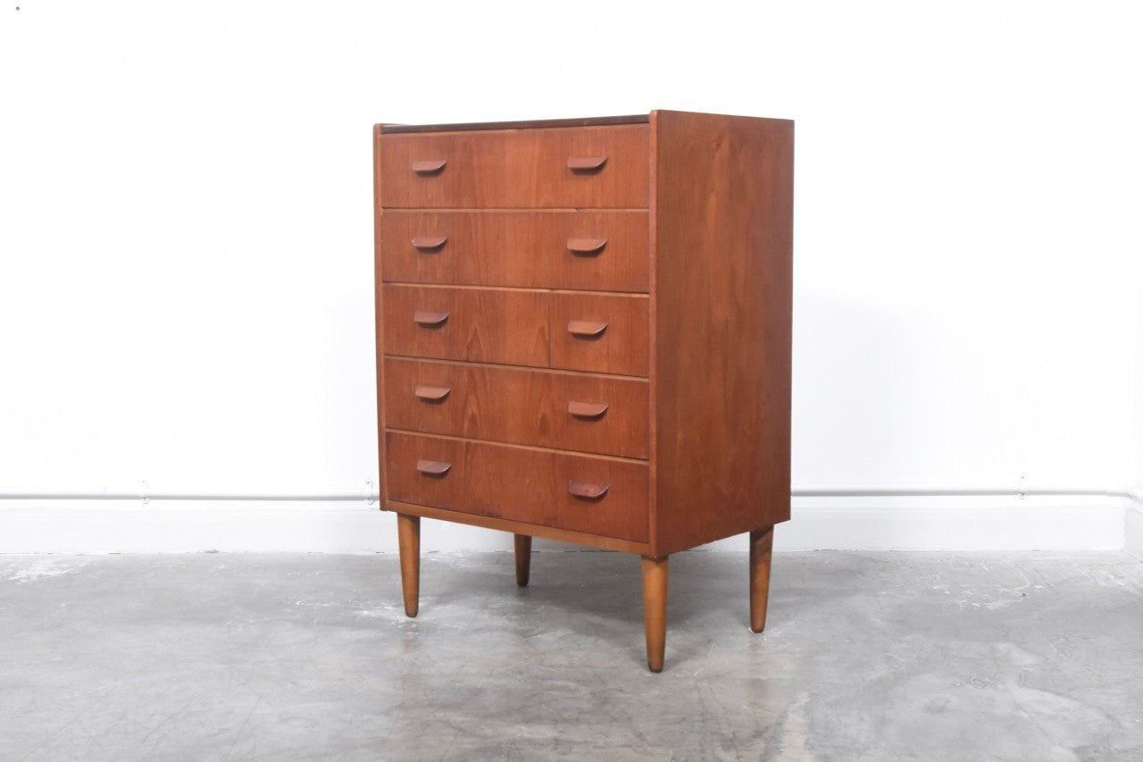 Chest of drawers by Poul Volther
