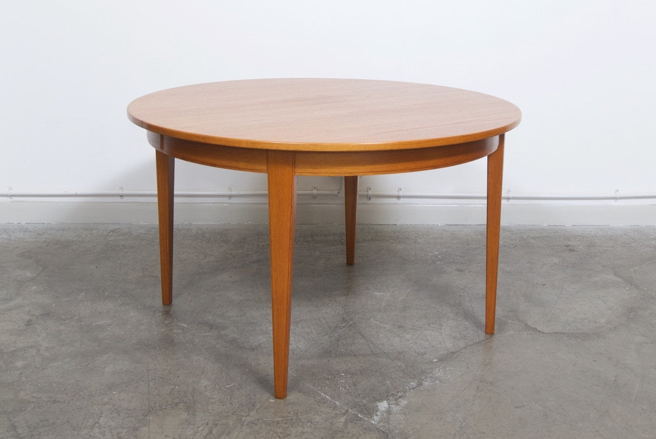 Not specified Extending round table by Omann Jun