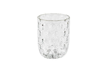 Danish Summer Tumbler Glass - Clear