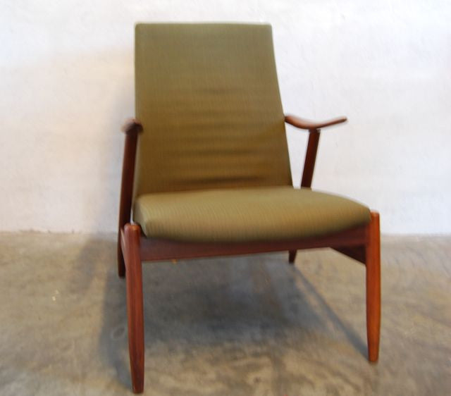 Chase & Sorensen Danish Modern Lounge Chair