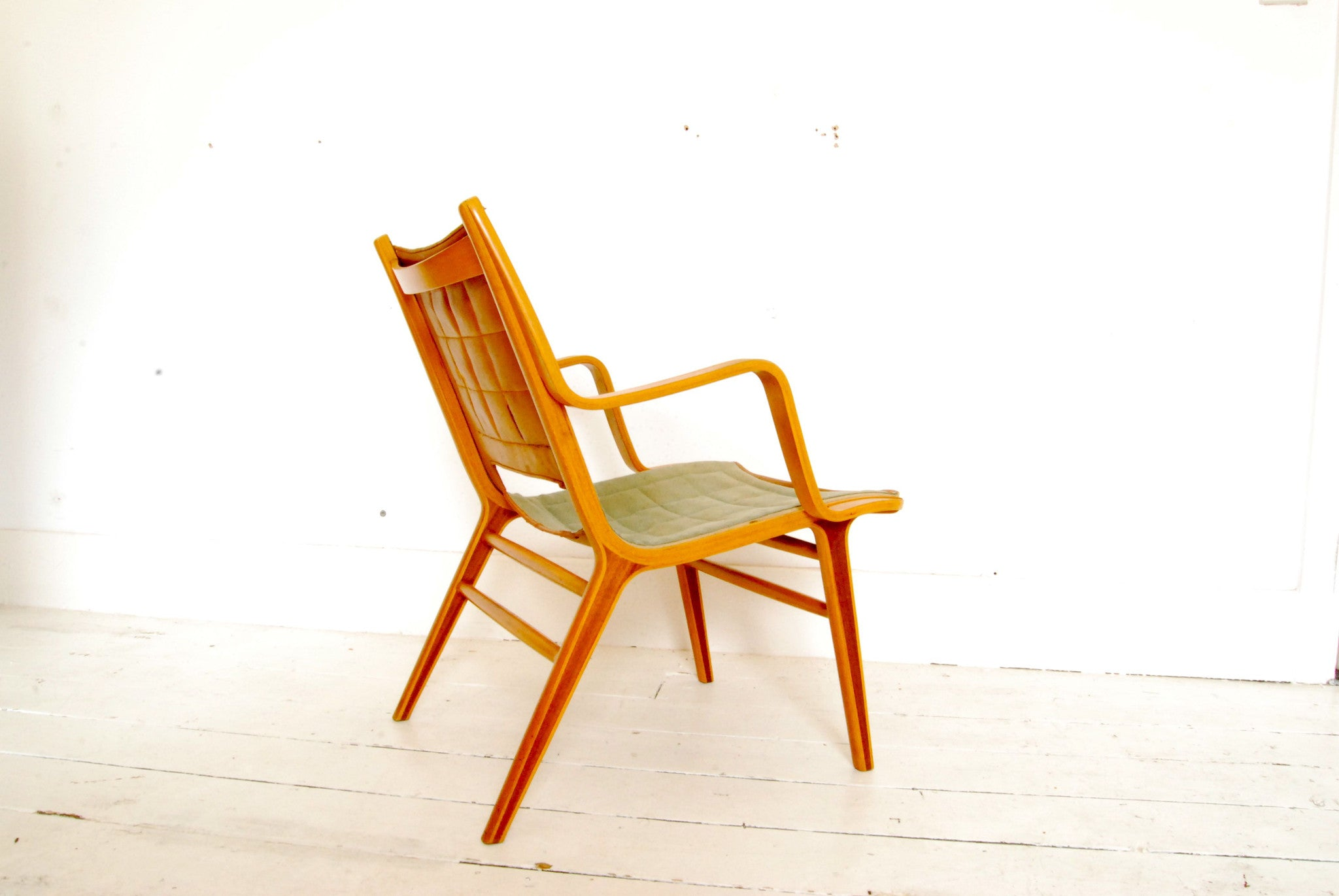 Axe chair by Peter Hvidt and Orla Mølgaard Nielsen
