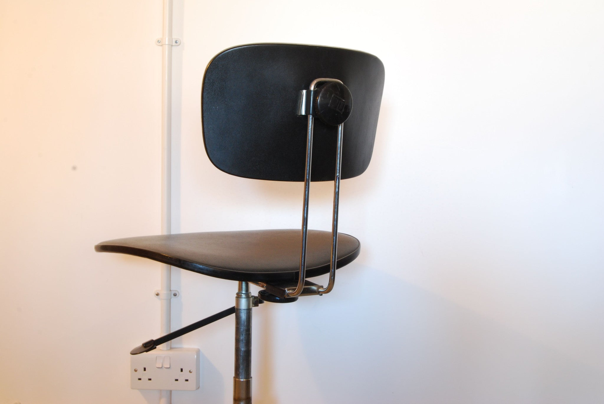 Chase & Sorensen Adjustable work chair by JU