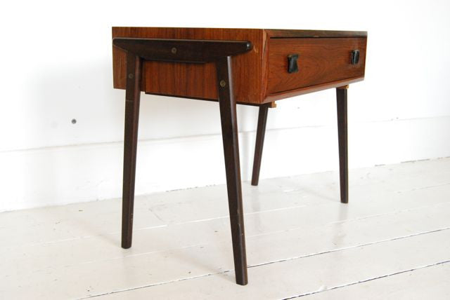 Chase & Sorensen Rosewood sewing table
