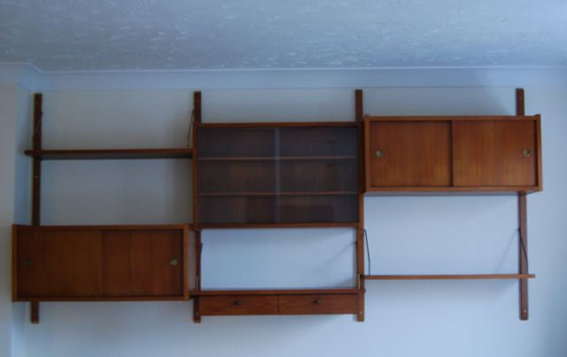 PS modular shelving unit