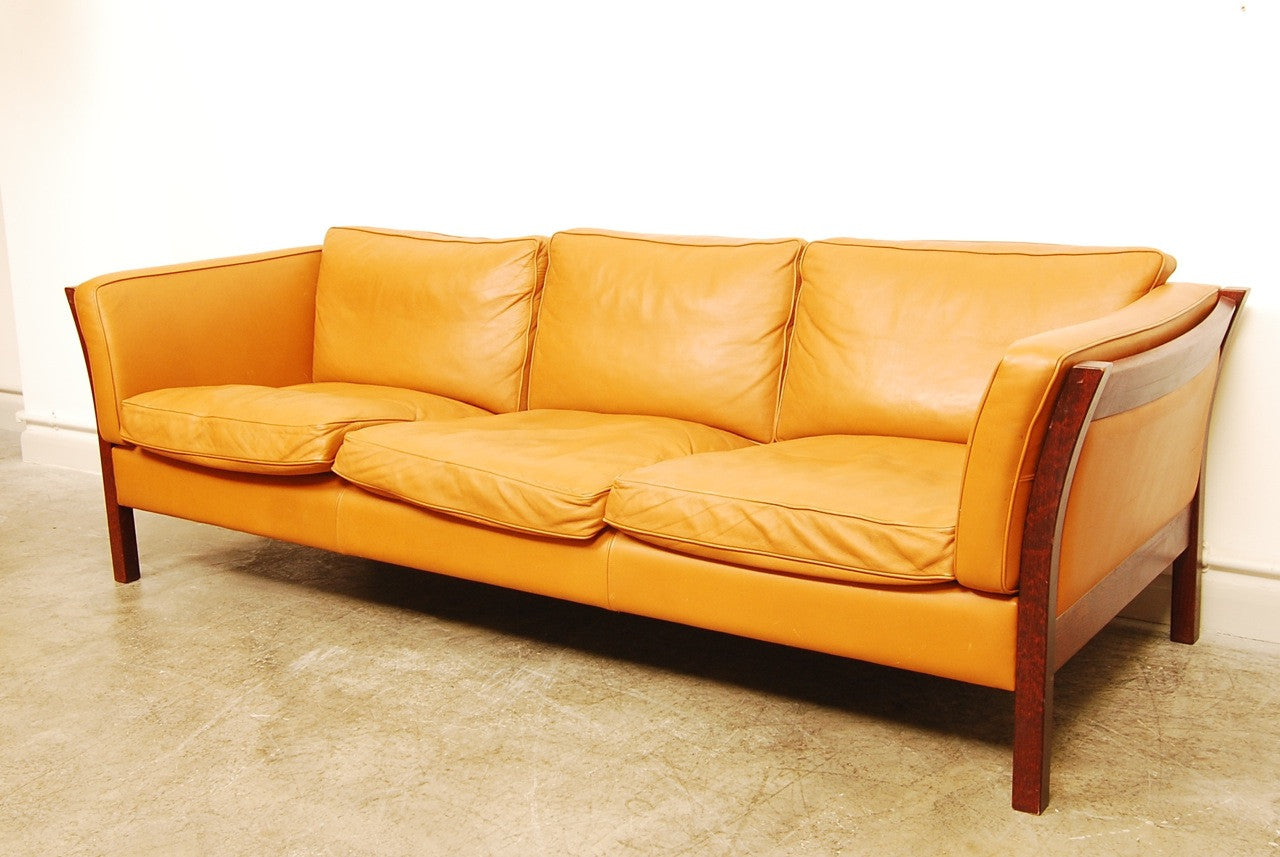 Three seat sofa by Mogens Hansen