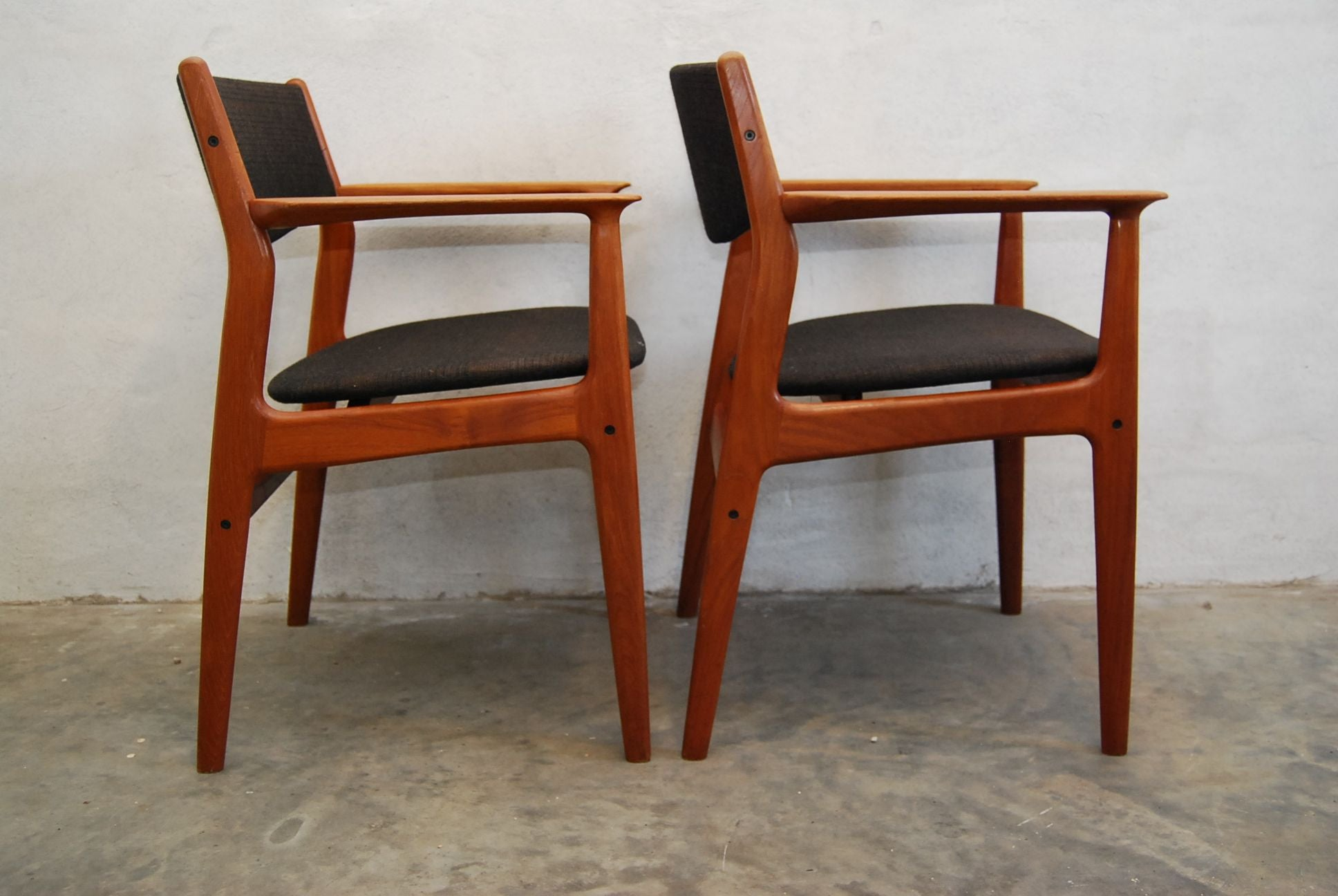 Chase & Sorensen Pair of Armchairs