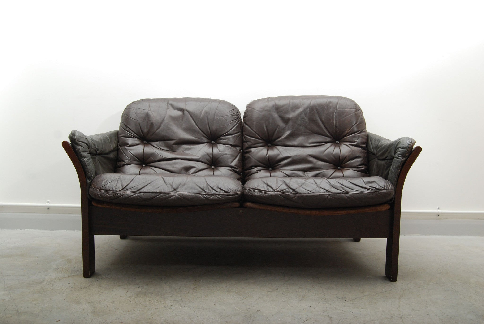 Two seat sofa by G. Thams