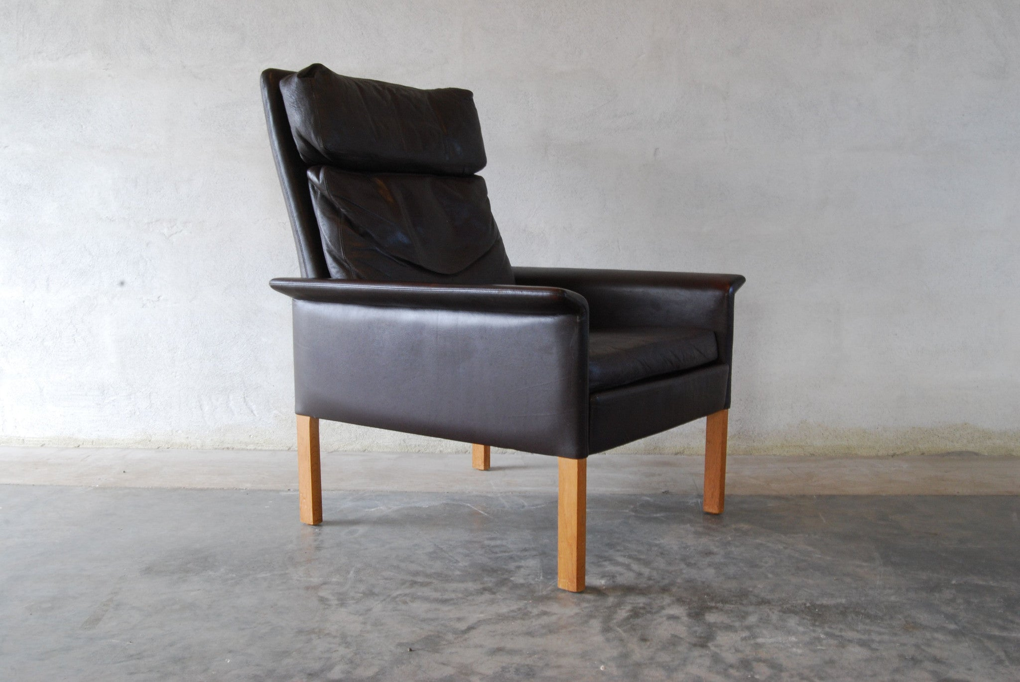 Lounge chair by Hans Olsen