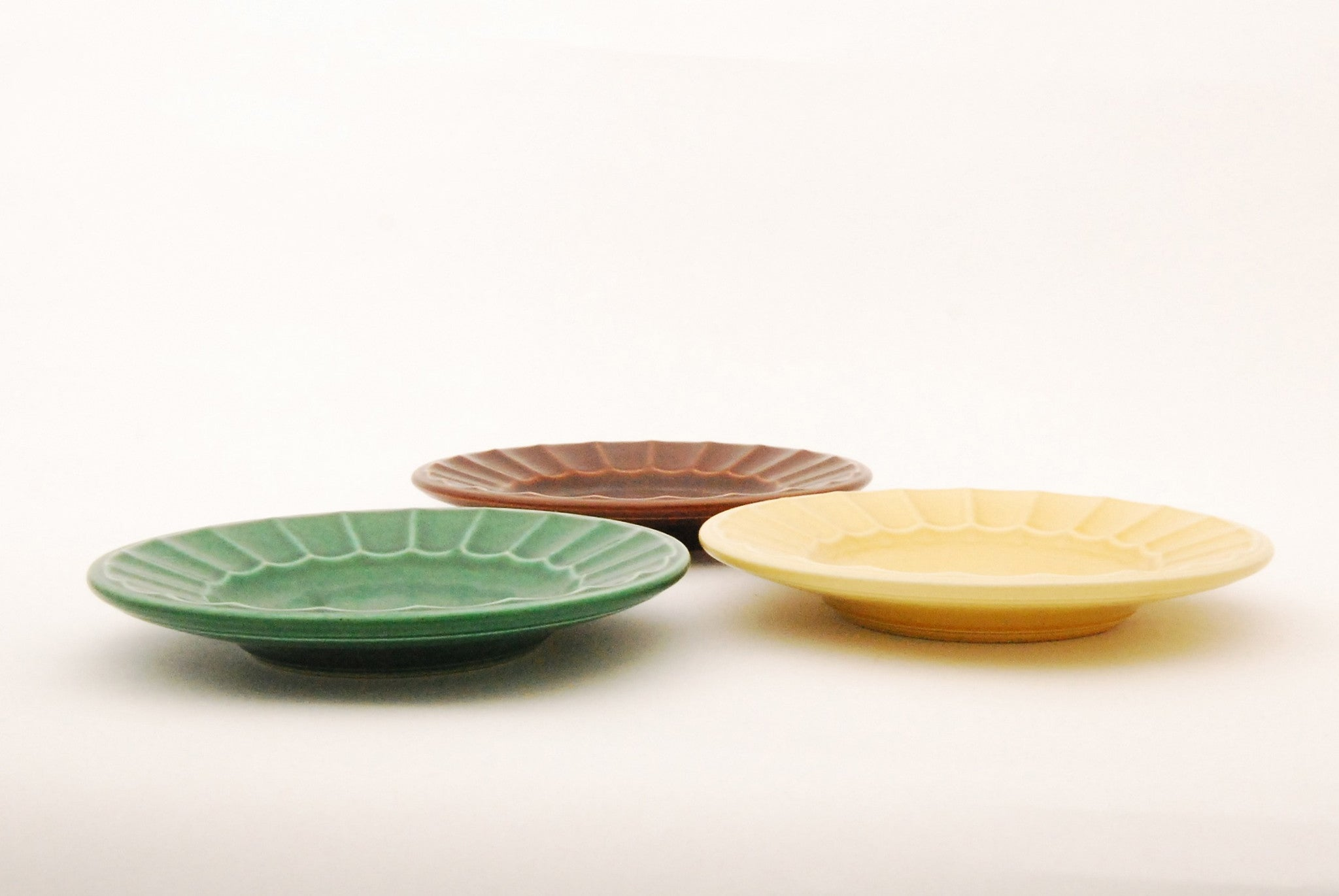 Marselis plates by Nils Thorsson