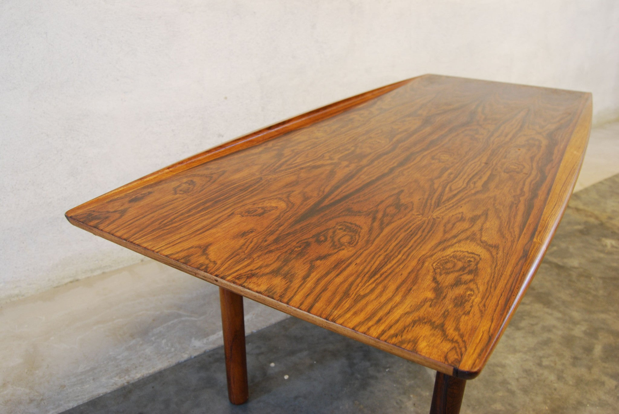 Rosewood coffee table by Grete Jalk