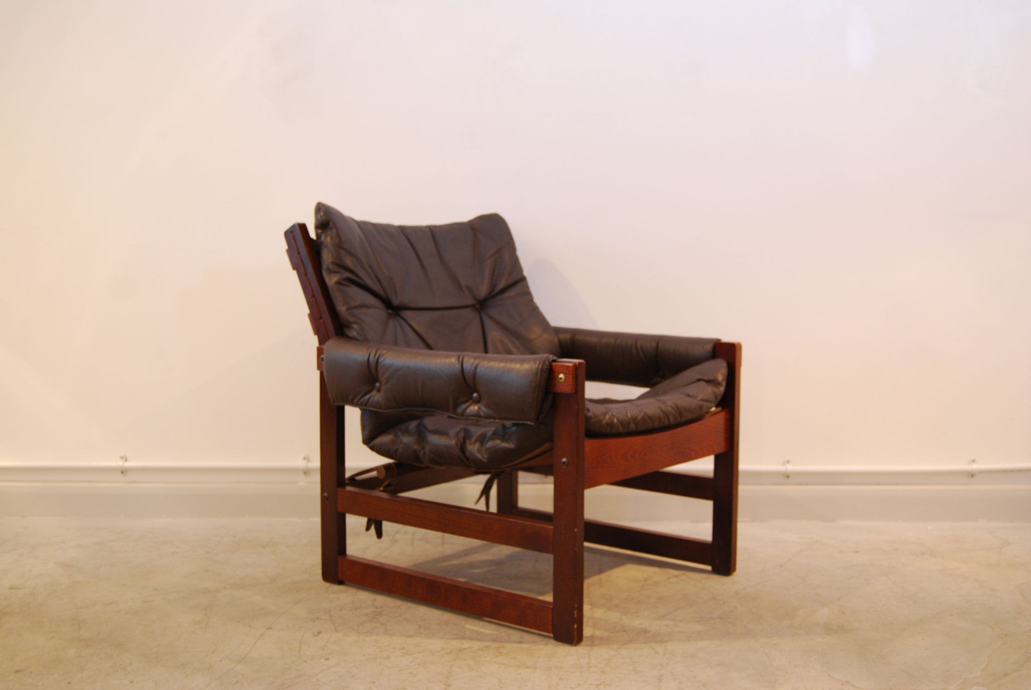 Chase & Sorensen Norwegian lounge chair