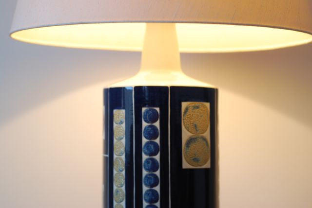 Royal Copenhagen table lamp