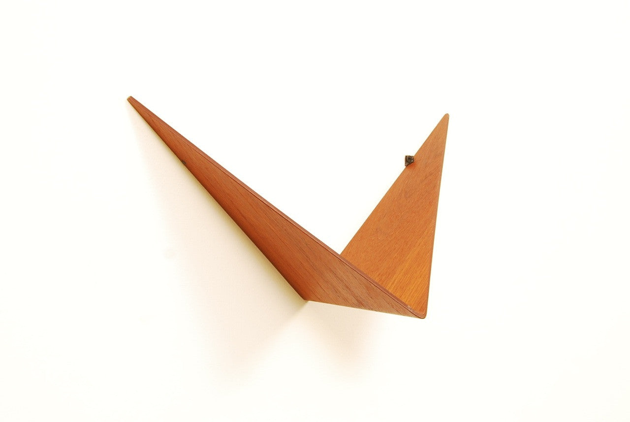 Butterfly shelf by Poul Cadovius