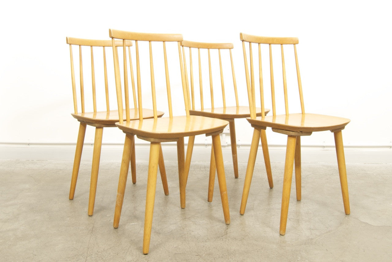 Summer sale: Dining chairs by Billund