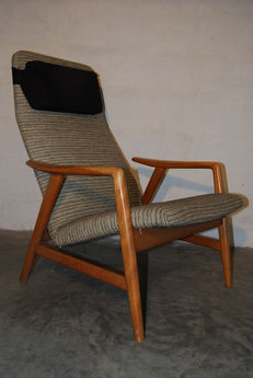 Highback Lounge Chair by Alf Svensson