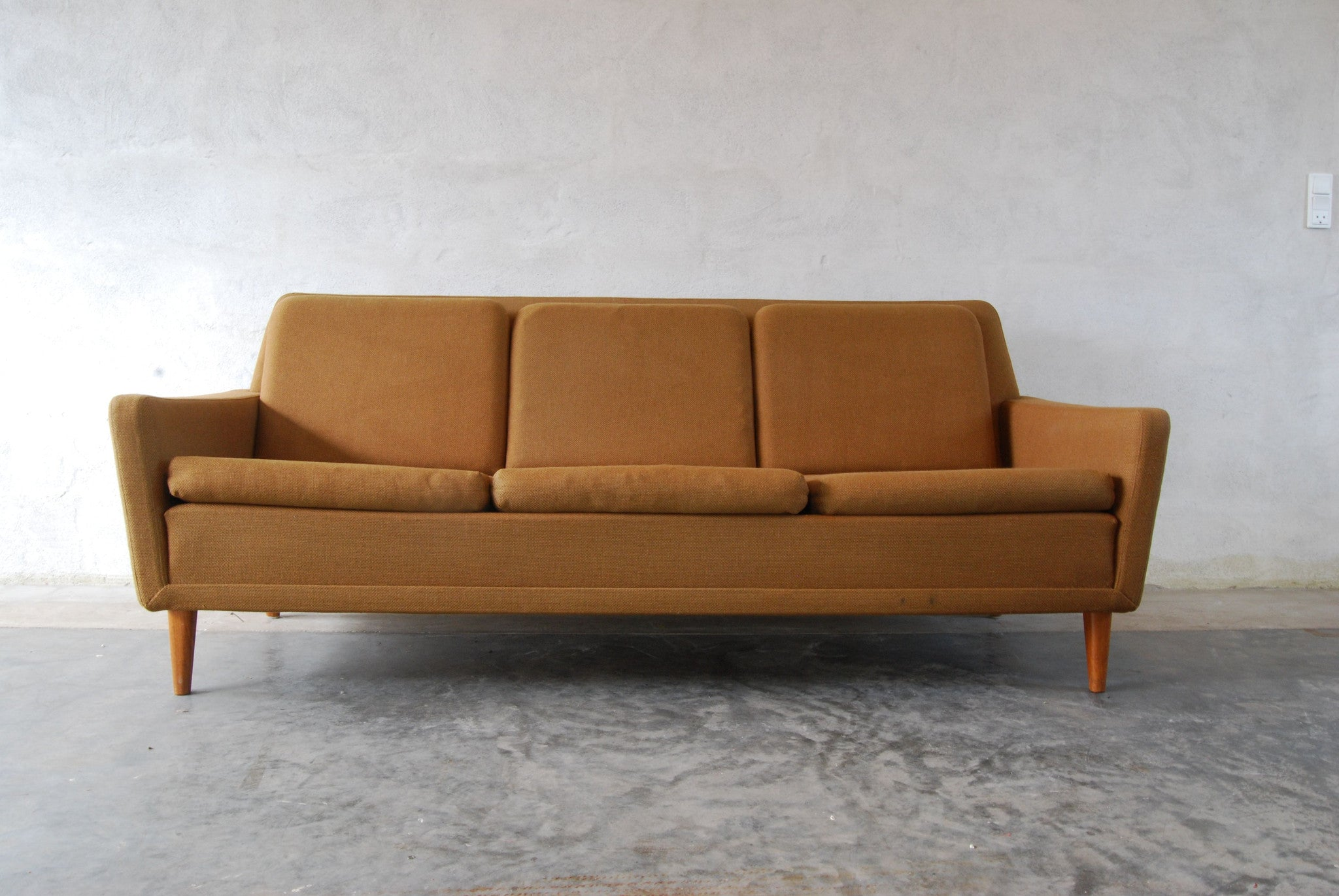 Three seat sofa by DUX no. 2