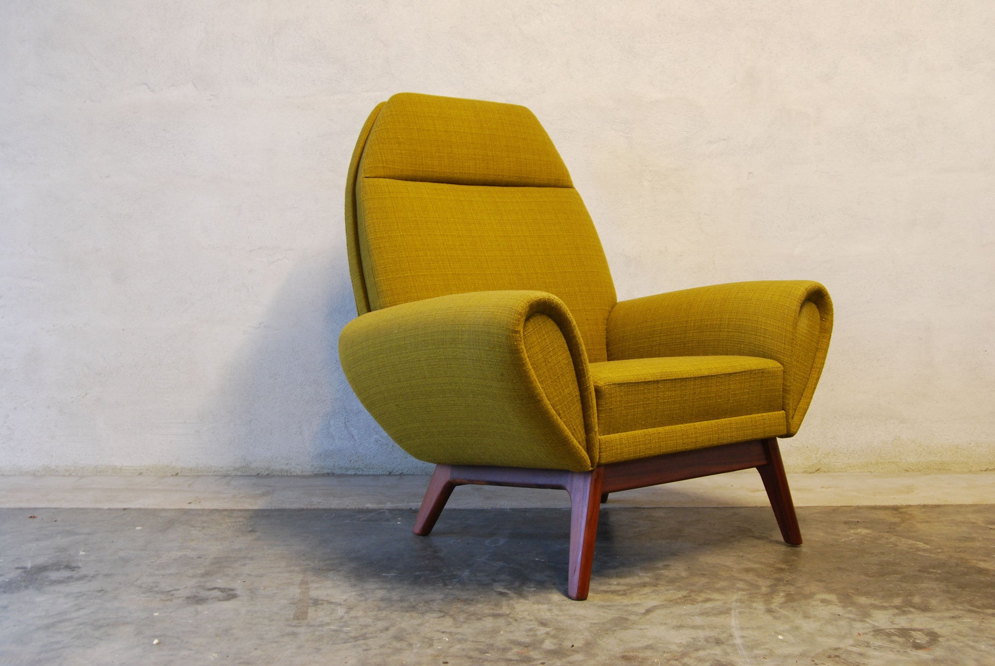 Chase & Sorensen Lounge chair by Johannes Andersen