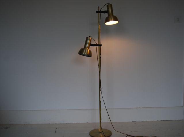 Floor lamp by unknown