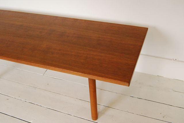 Coffee table by Hans Wegner
