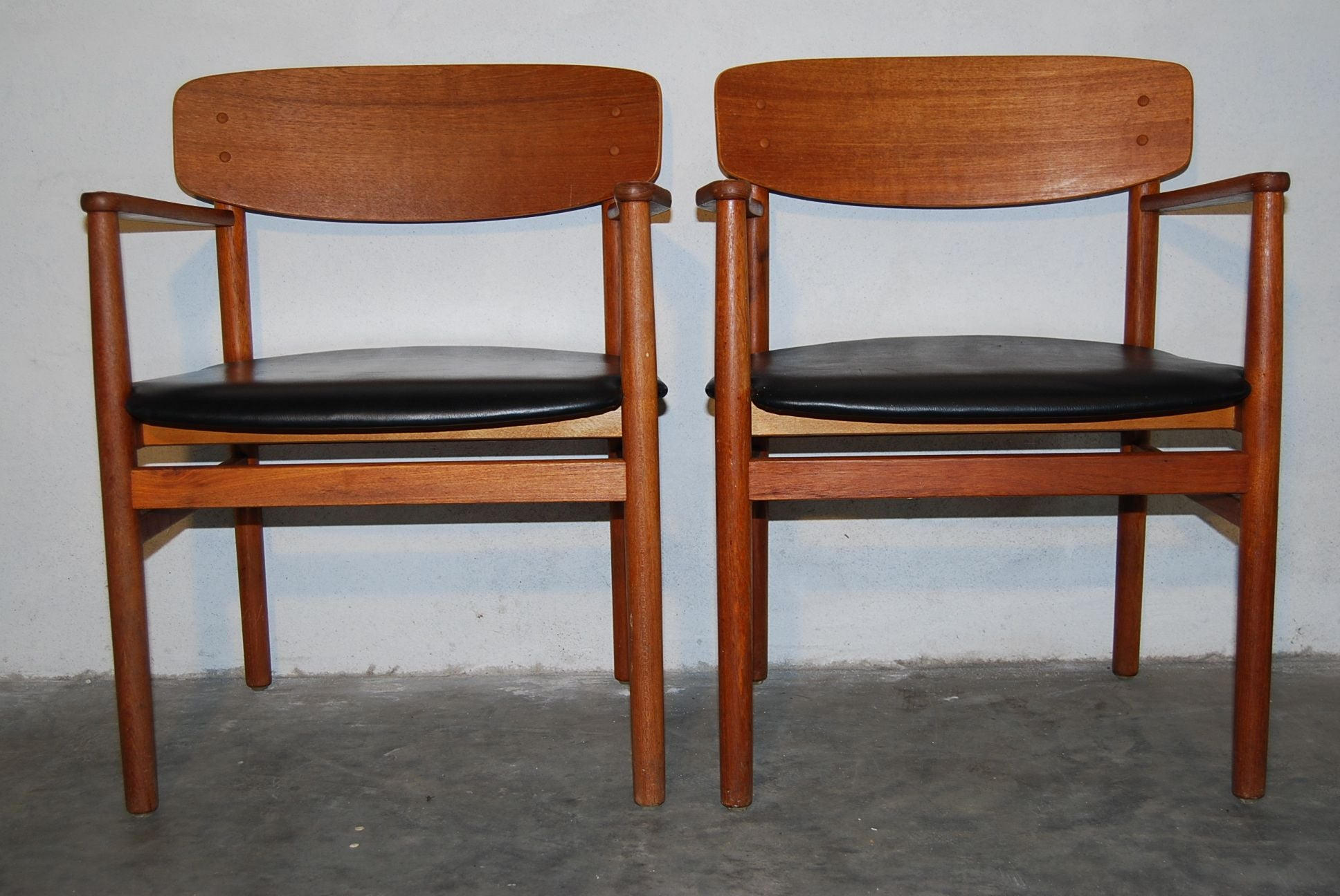 Chase & Sorensen Pair of Armchairs by Kvetny & Sonner