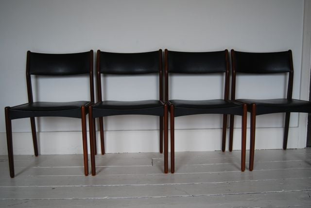 Chase & Sorensen Individual dining chairs