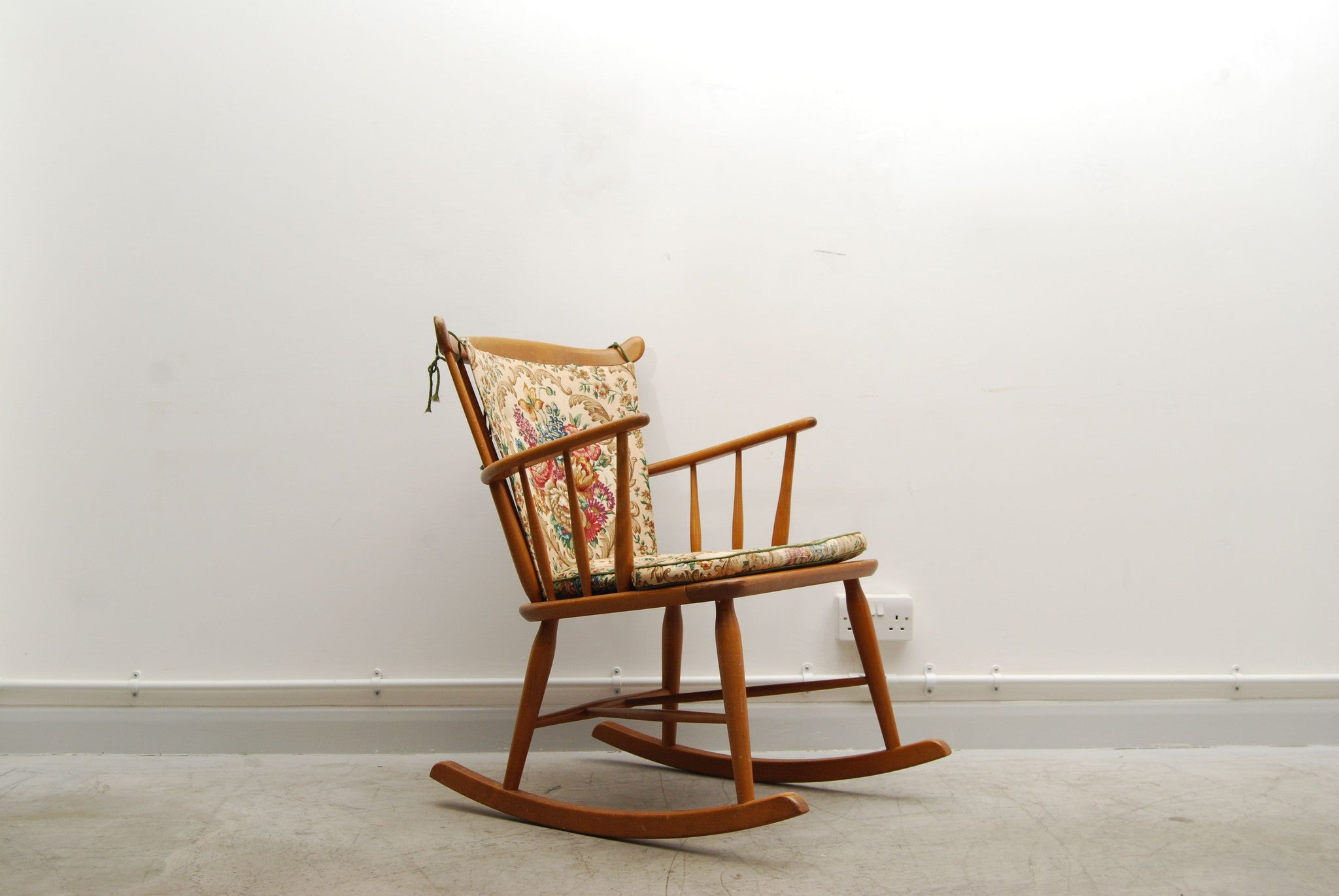 Rocking chair by BíŸrge Mogensen