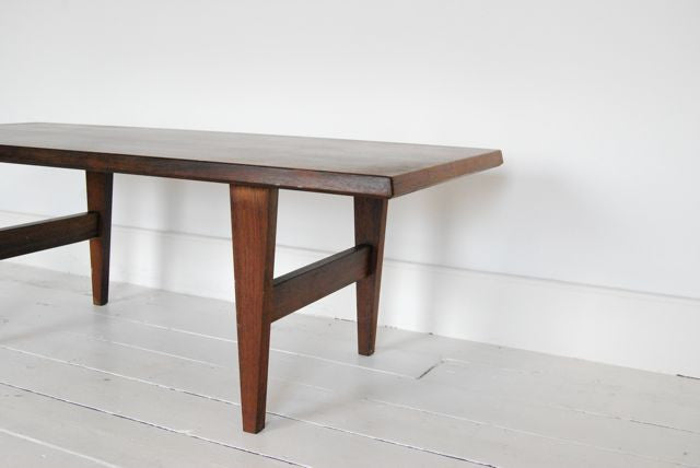 Chase & Sorensen Rosewood coffee table by Niels Bach