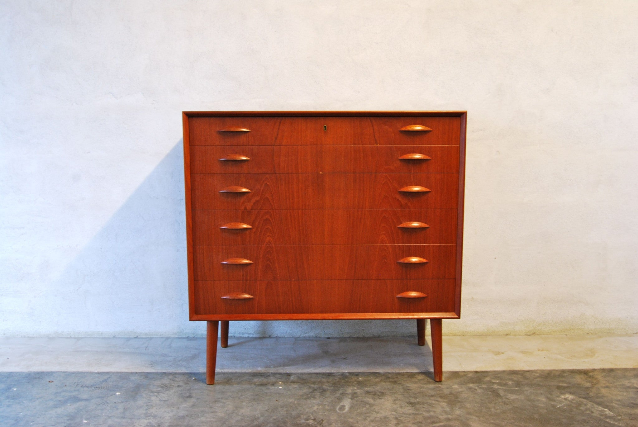 Chest of drawers by Kai Kristiansen