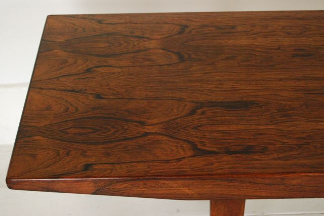 Chase & Sorensen Coffee table in rosewood