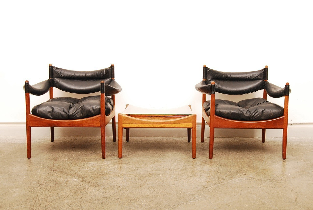 Modus lounge chairs
