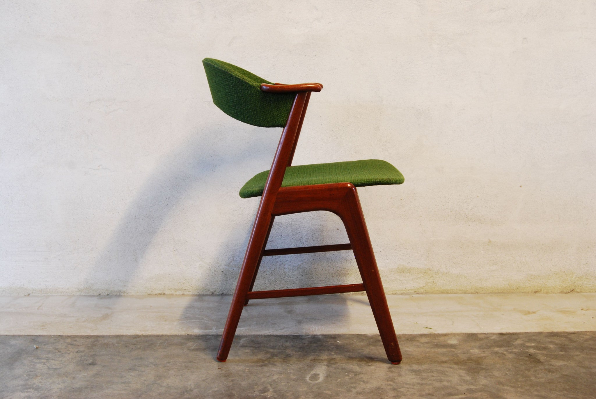 Set of six dining chairs by Kai Kristiansen