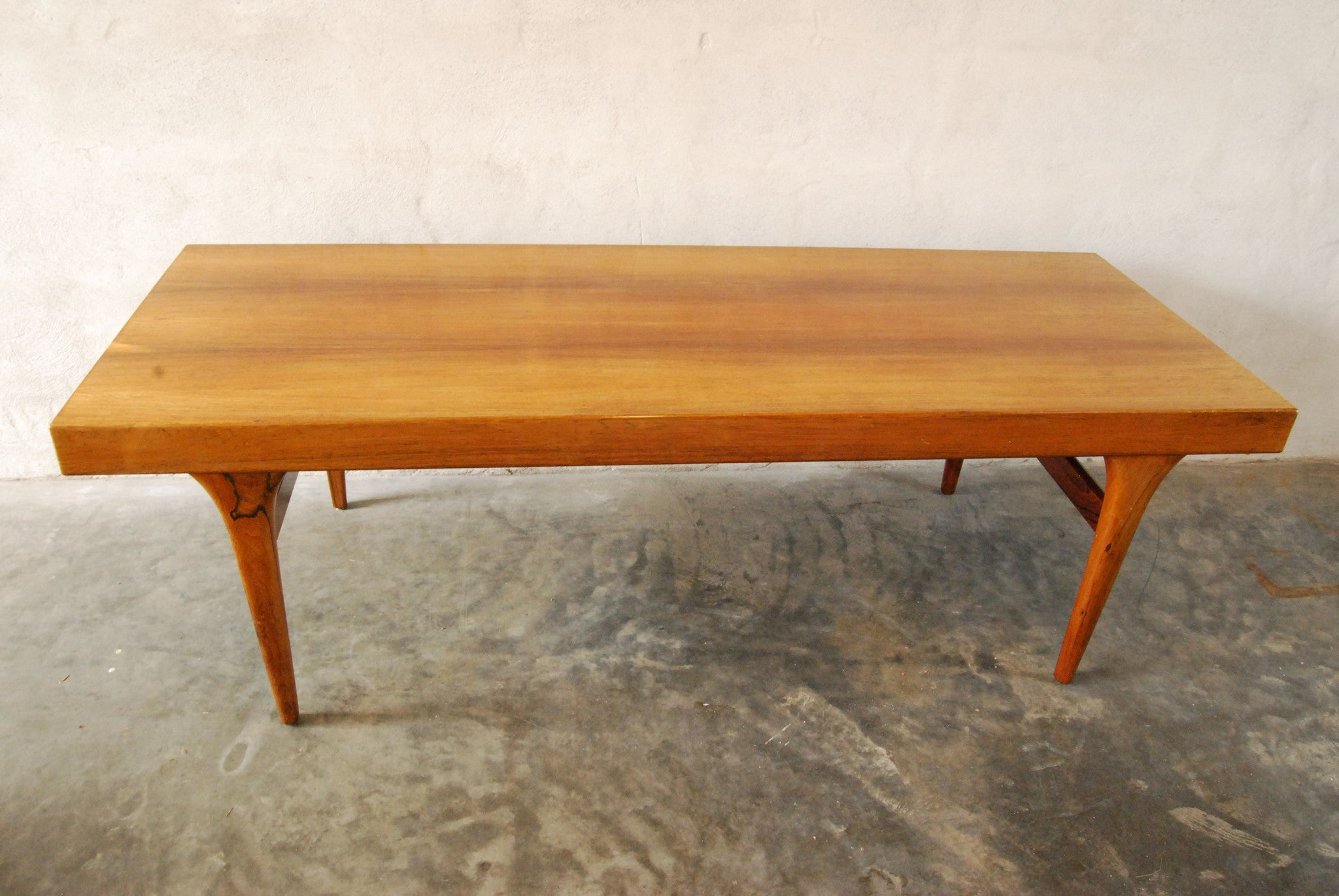 Chase & Sorensen Rosewood coffee table by Johannes Andersen