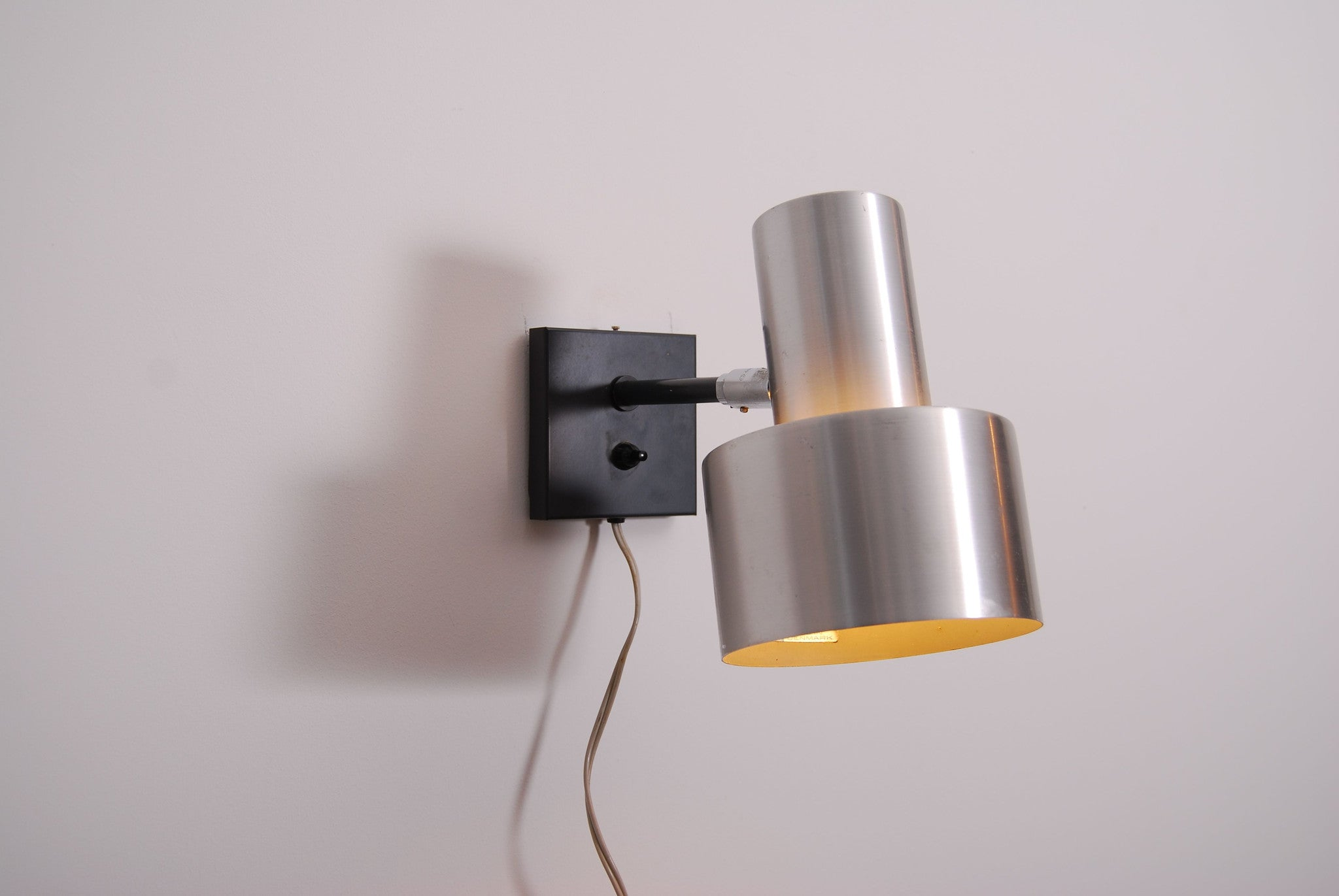 Studio wall lamp by Jo Hammerborg