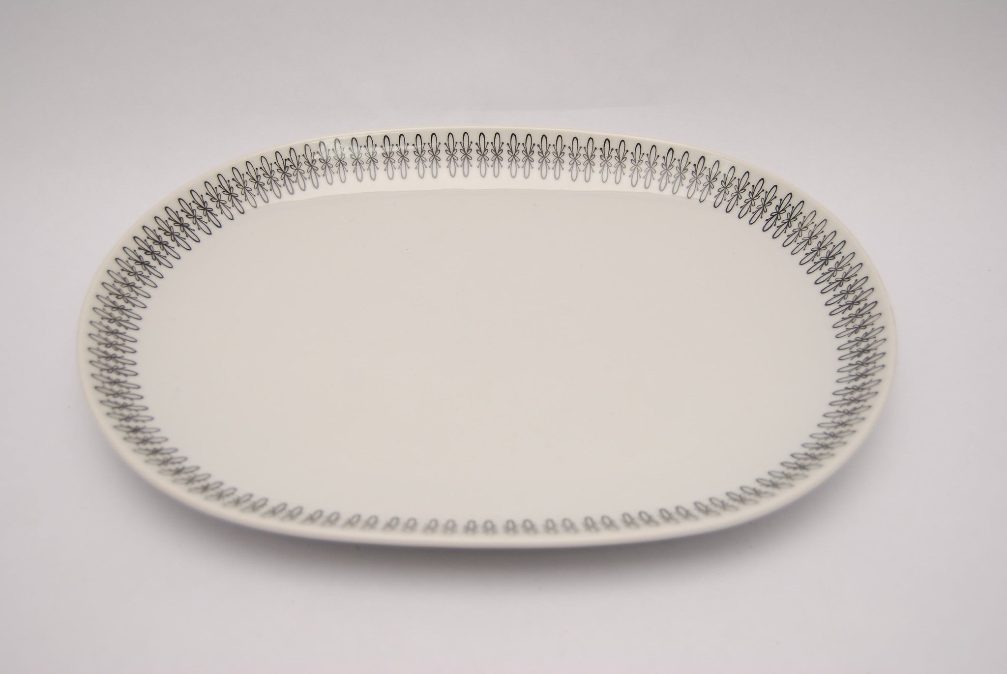 Serving plate by Karlskrona