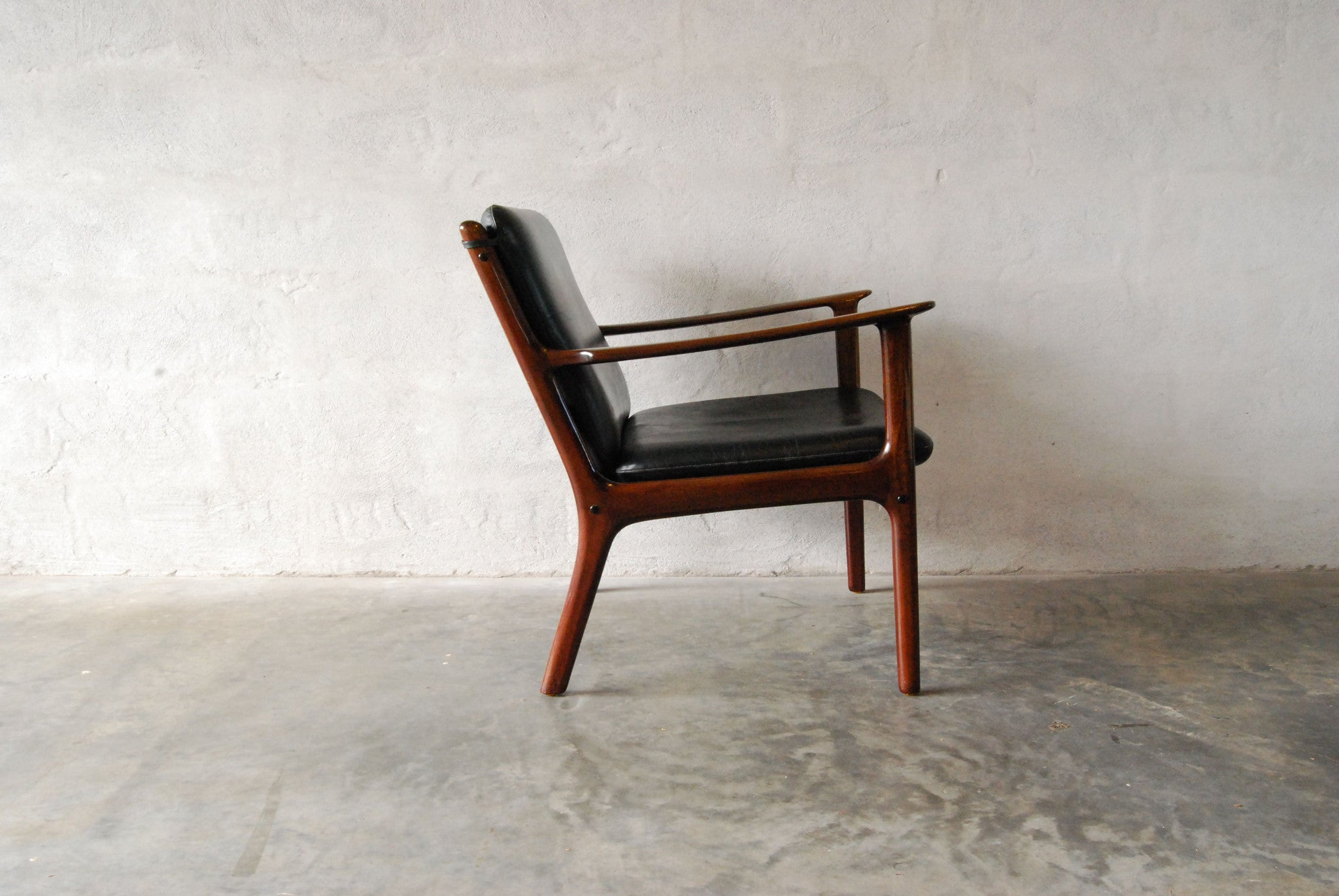 Occasional chair by Ole Wanscher