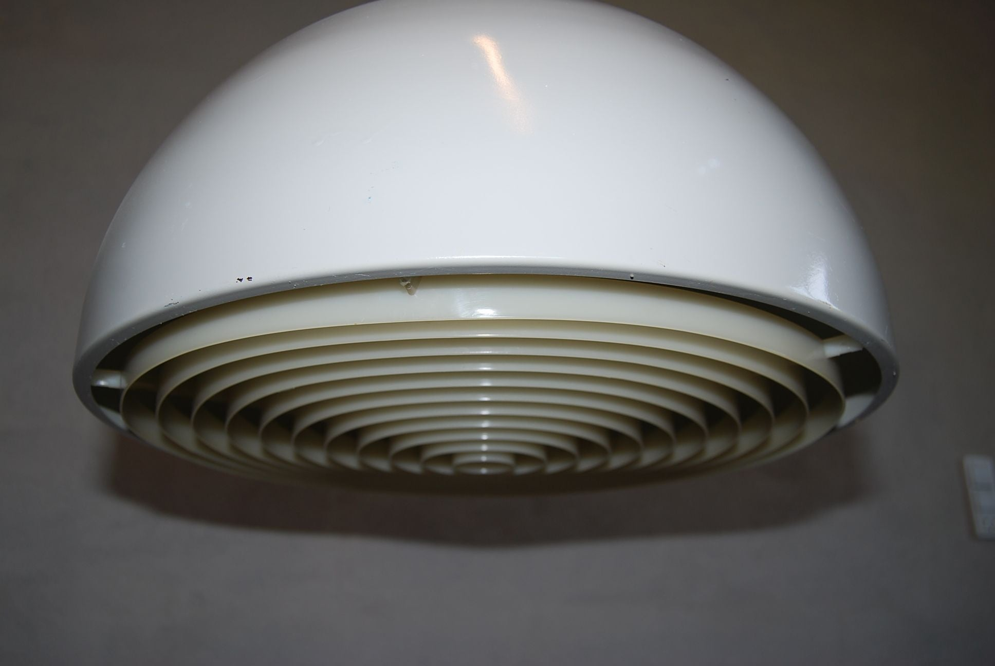 Large Dome Ceiling Lamp
