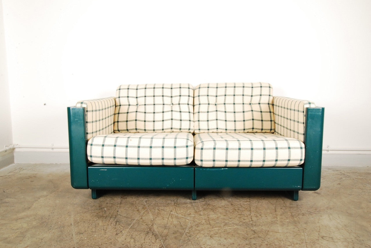 Two seat sofa by Magnus Olesen