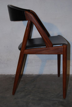 Set of Five Dining Chairs by Kai Kristiansen