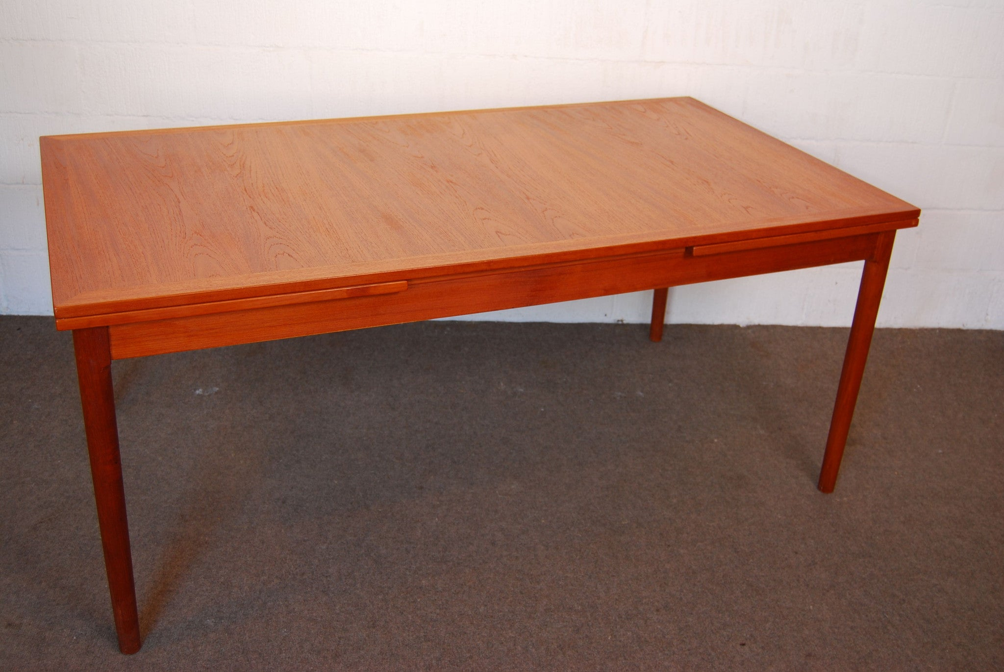 Large dining table by Slagelse MÌübelfabrik