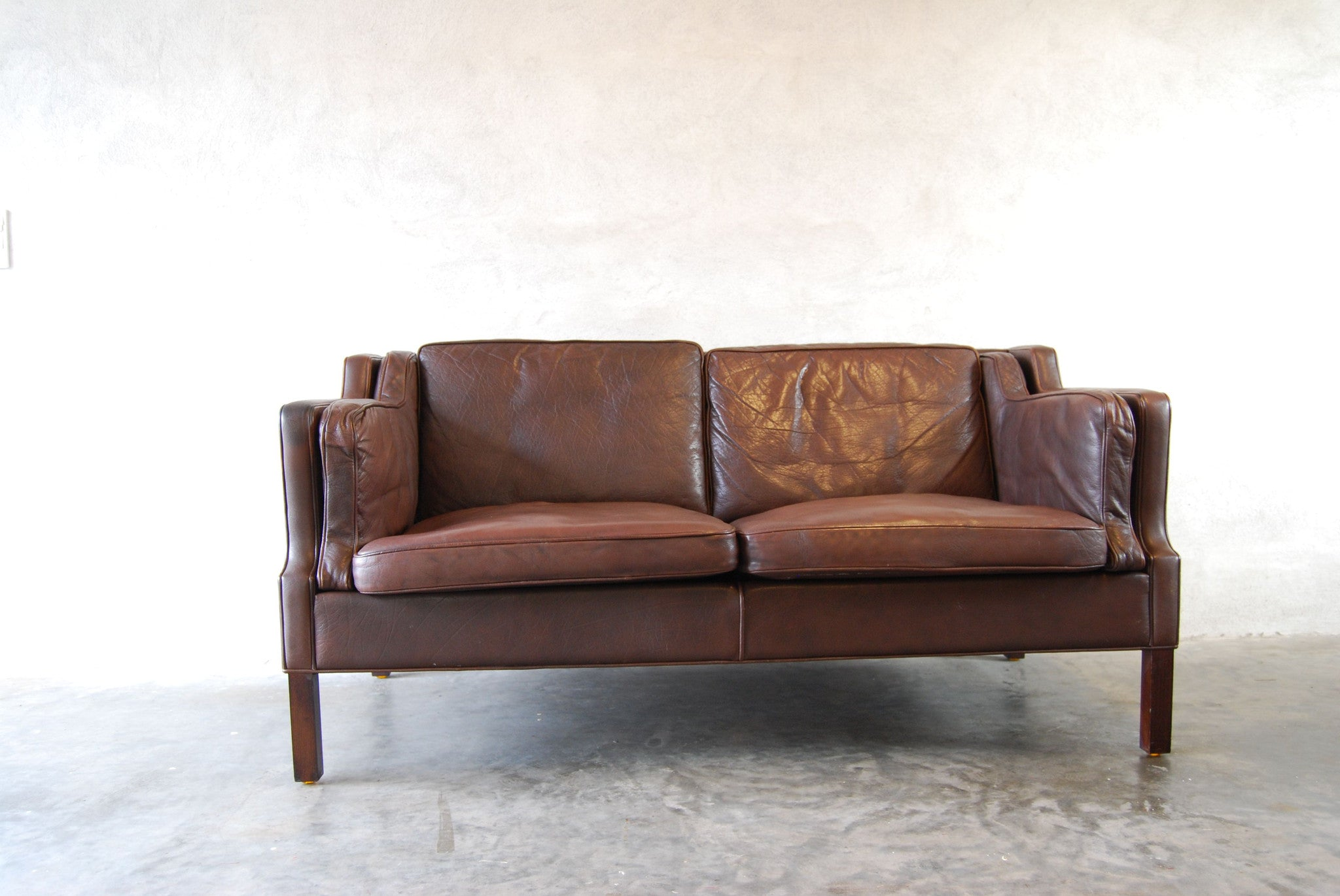 Two seat sofa in style of Mogensen