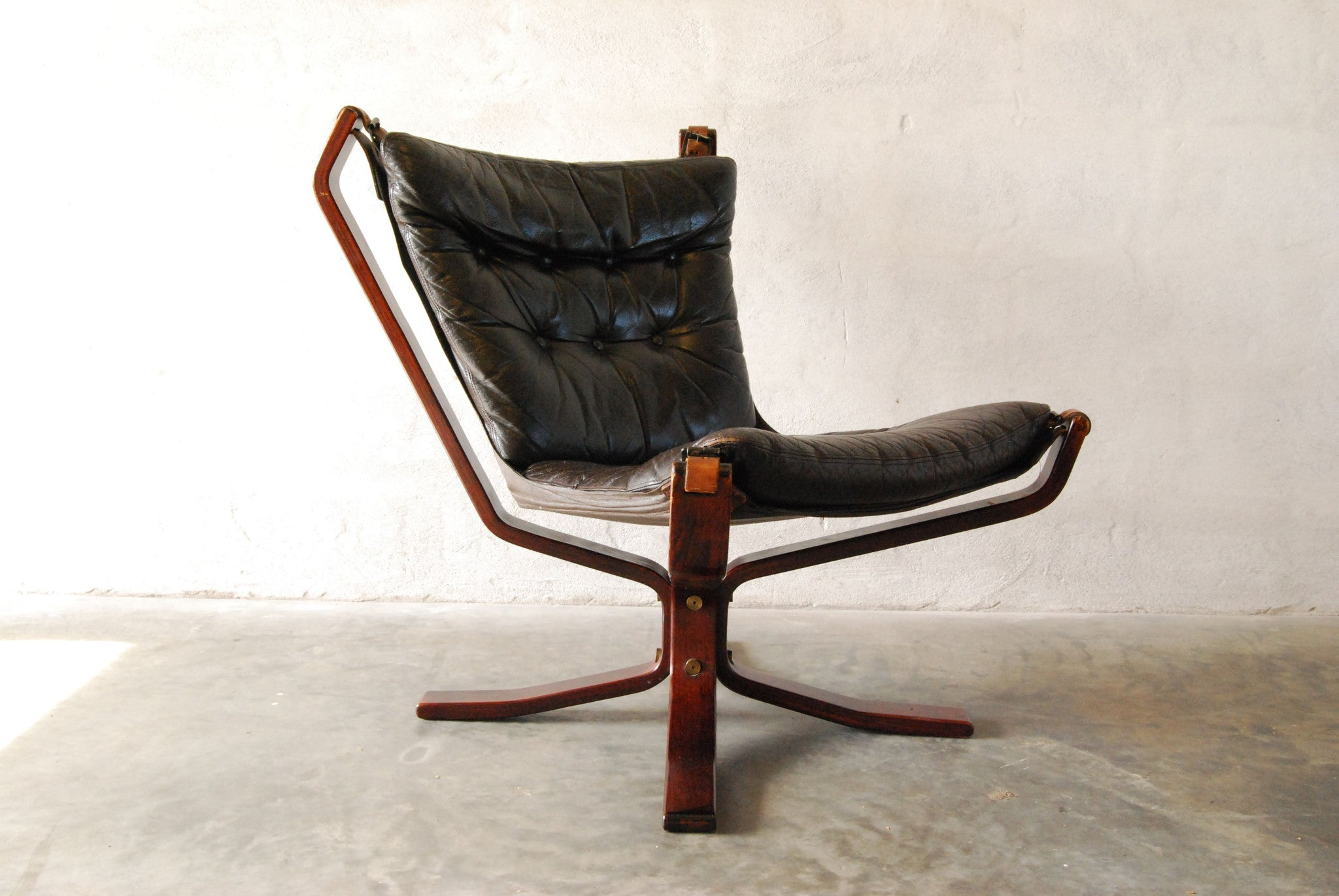 Chase & Sorensen Falcon chair by Sigurd Ressell
