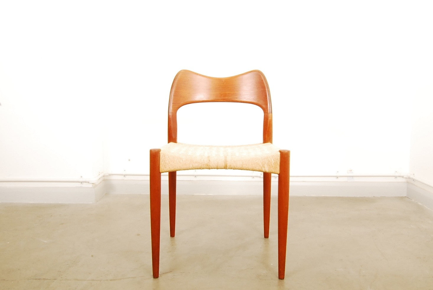 Desk / dining chair by Arne Hovmand Olsen