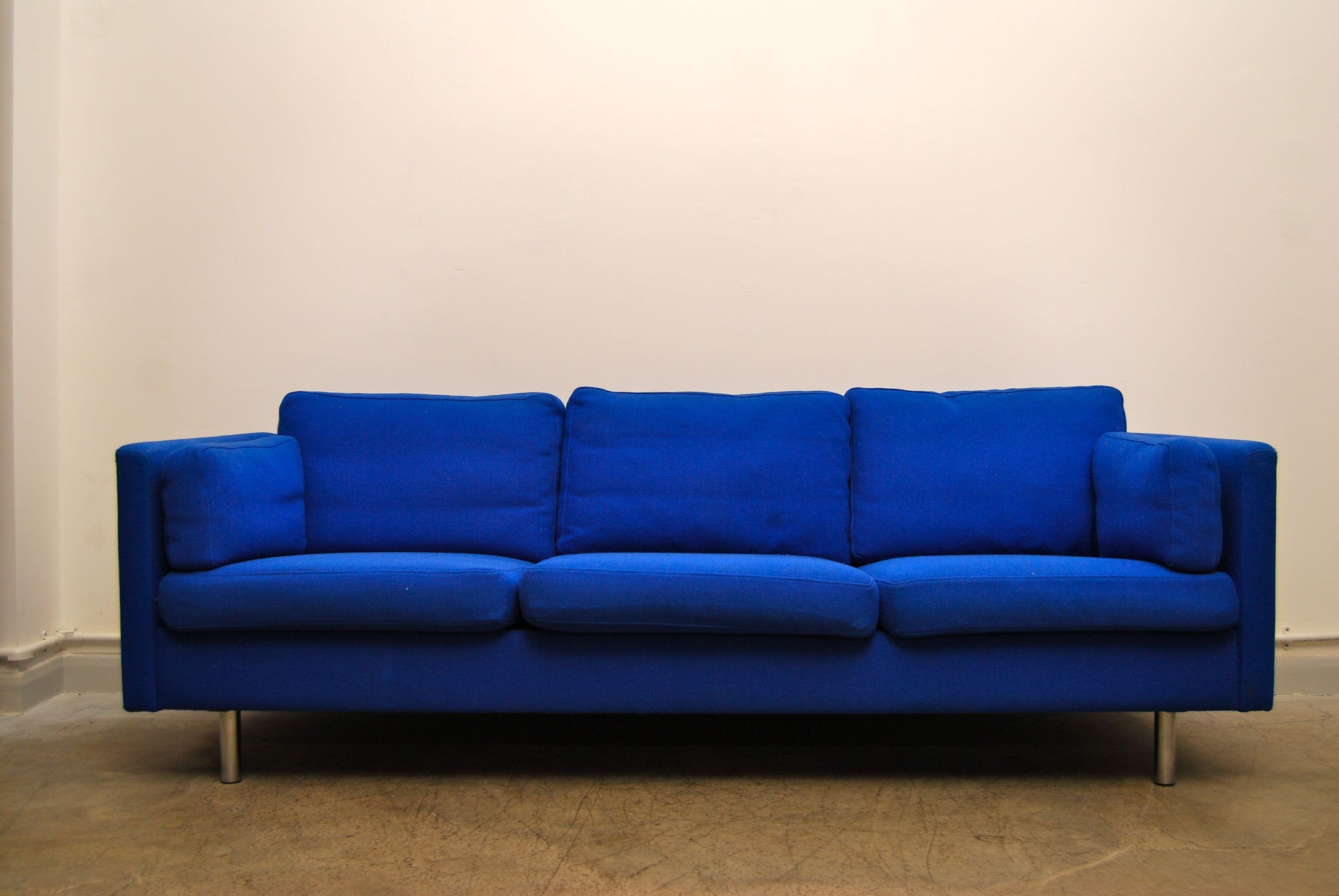 Three seat sofa by Erik Jorgensen