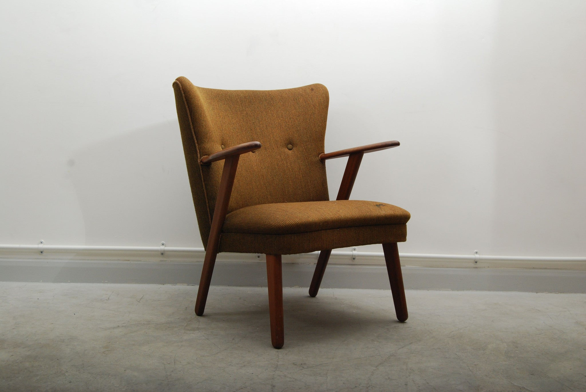 1950s Accent Chairs.1950s Occasional Chair Chase Sorensen