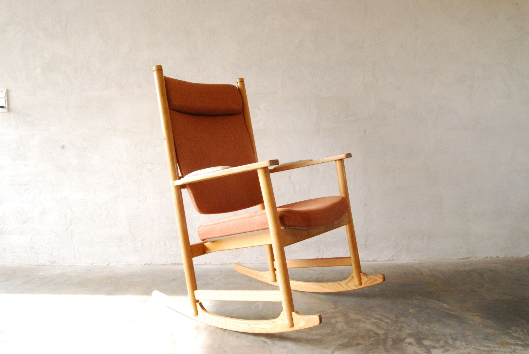 Rocking chair by Kurt Ostervig