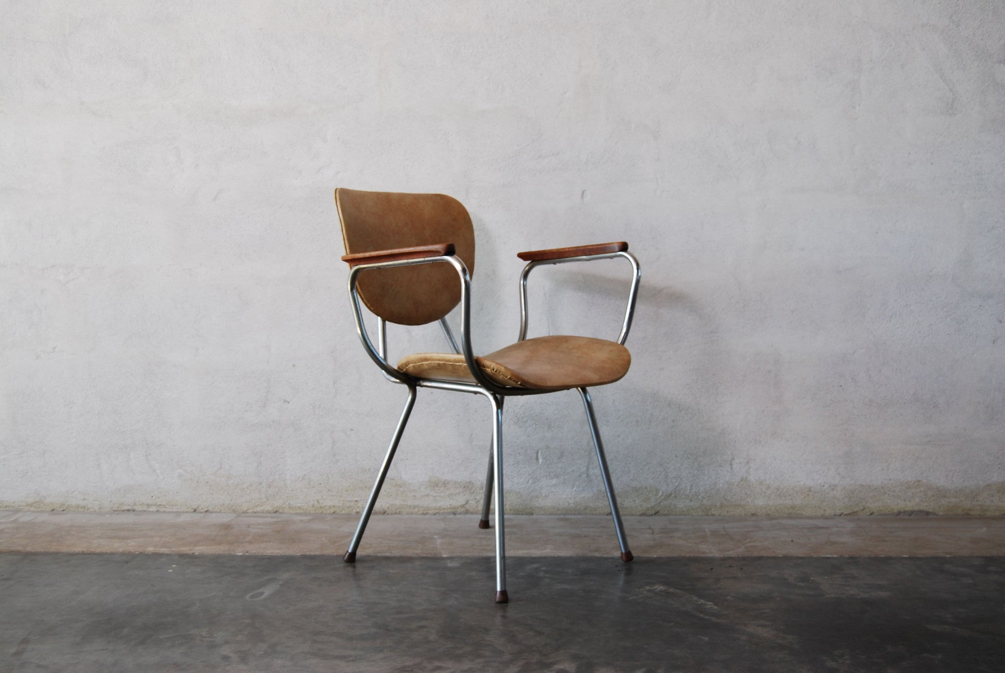 Chase & Sorensen Desk chair by DS Staal Stel