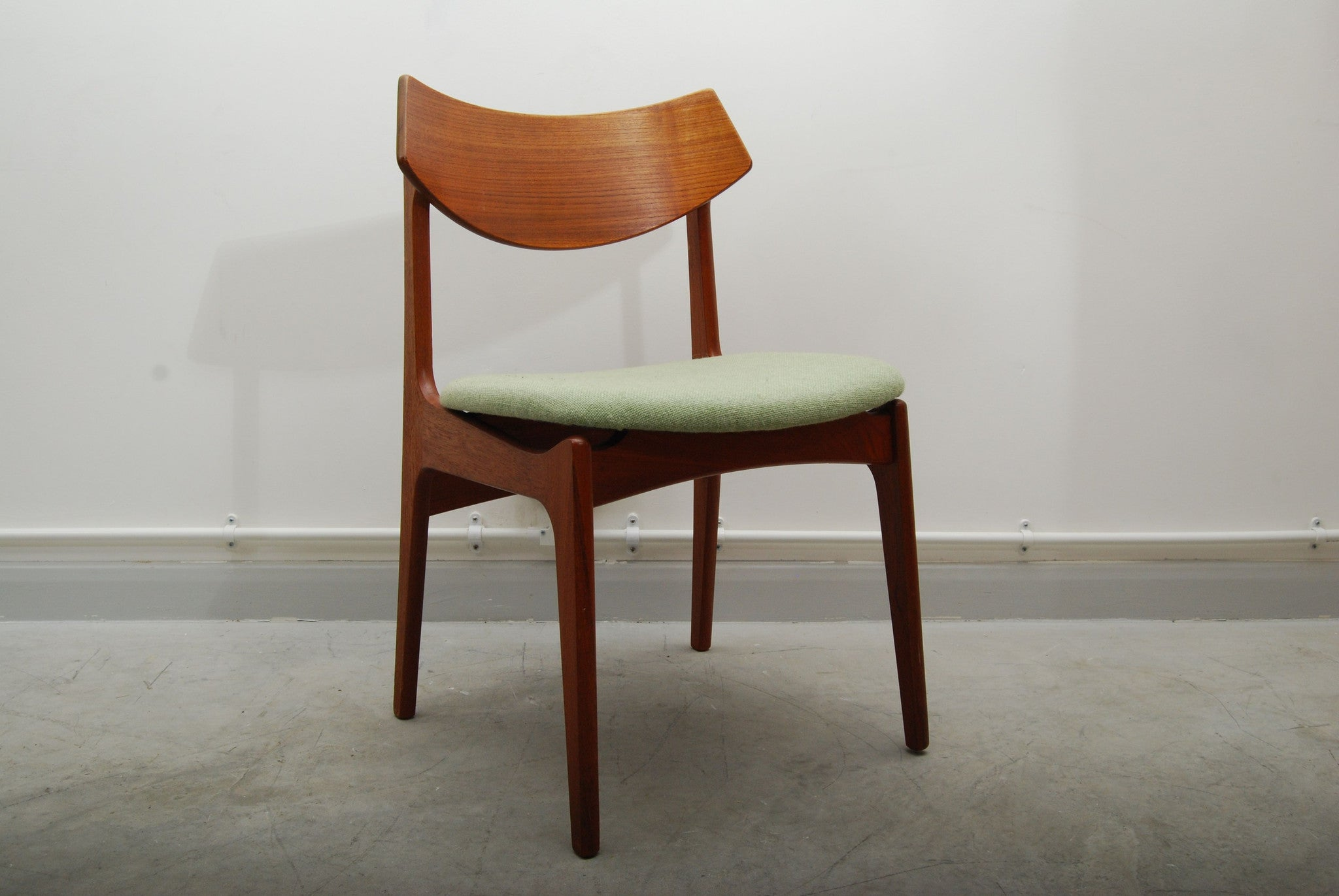 Chase & Sorensen Set of four chairs by Funder-Schmidt & Madsen