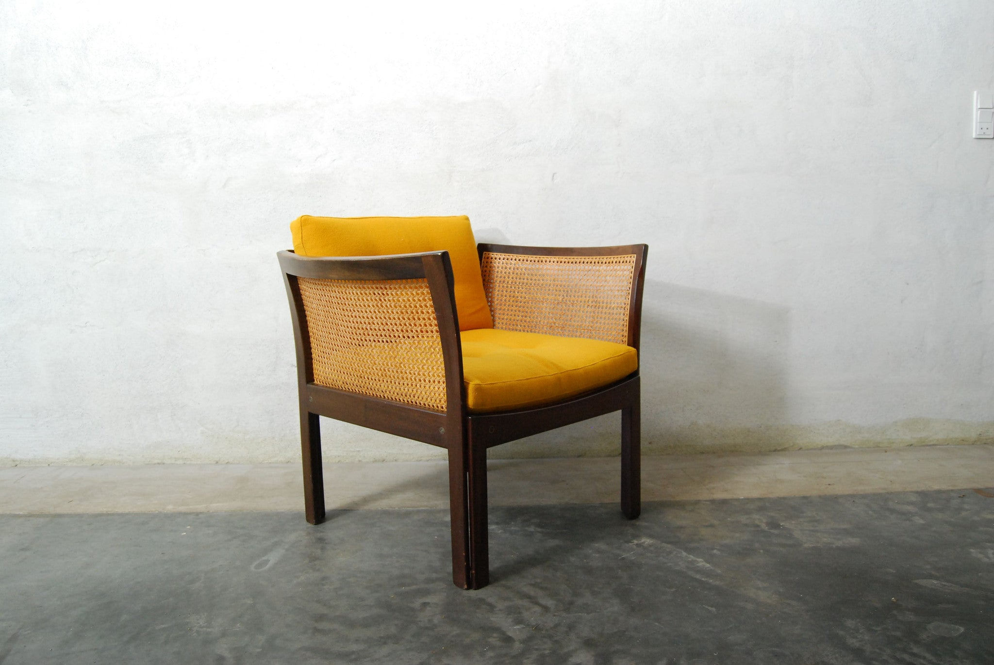 "Pair of ""Plexus"" occasional chairs"