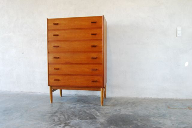 Chase & Sorensen Chest of drawers by Carl Aage Skov